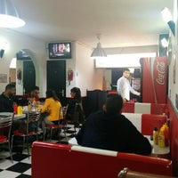 Photo taken at Bil's Diner by Justin A. on 4/10/2014