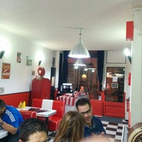 Photo taken at Bil's Diner by Justin A. on 3/20/2014