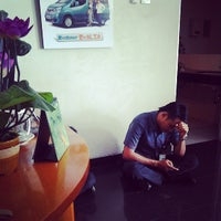 Photo taken at Nissan Nusa Dua by ChyQa M. on 5/30/2013