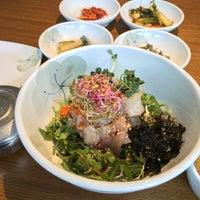 Photo taken at 별난횟집 by Jihye M. on 6/14/2015