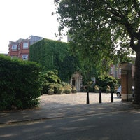 Photo taken at Newnham College by Tsunara A. on 7/29/2013