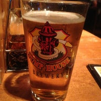 Photo taken at The Pump House Brewery and Restaurant by Vadim S. on 8/24/2013