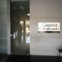 Photo taken at Queiroz Cavalcanti Advocacia by Tiago L. on 10/13/2012