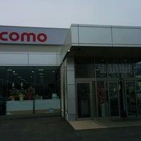 Photo taken at ドコモショップ土浦店 by Kyoki S. on 5/20/2014