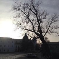 Photo taken at Пам'ятка природи «Лесин ясен» / Natural monument «Lesia's ash» by Артур Ґ. on 2/21/2014