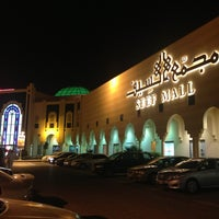 Photo taken at Seef Mall by Abdulla A. on 1/6/2013