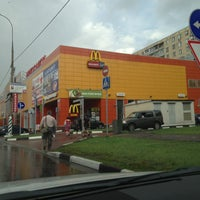 Photo taken at McDonald's by Борис Я. on 7/16/2013