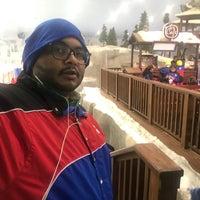 Photo taken at Ski Egypt by Jarool E. on 10/26/2017