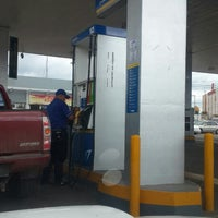 Photo taken at Gasolinera Uno by DaVe T. on 12/13/2013
