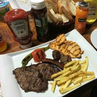 Photo taken at Buffalo Steak House by Dilek G. on 11/15/2014