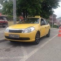 Photo taken at Serdivan Taksi by Salih K. on 7/24/2014