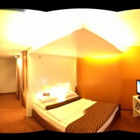 Photo taken at Falkensteiner Hotel Bratislava by Gregor M. on 6/14/2013