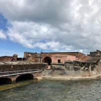 Photo taken at San Gerónimo Fort by Matthew on 9/3/2018