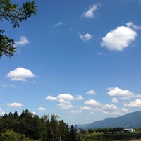 Photo taken at 桜ヶ池 自遊の森 by A Y. on 9/21/2014