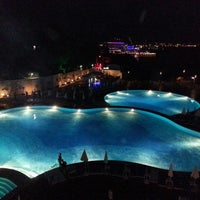 Photo taken at Water Planet Deluxe Hotel & Aquapark by TC Sibel A. on 6/13/2013