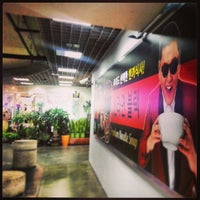 Photo taken at Koreatown Galleria by Vincent J. on 4/29/2013