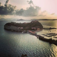 Photo taken at Isola di Nisida - Nisida Island by Diego M. on 7/14/2013
