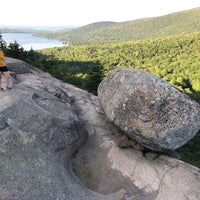 Photo taken at Bubble Rock by Mike M. on 8/23/2017