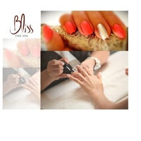 Photo taken at Bliss, The Spa by Firdous Hair Beauty and Spa .. on 6/13/2013
