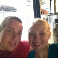 Photo taken at Blue Moon Dine-In Theater - MN State Fair by Lexi N. on 8/31/2013