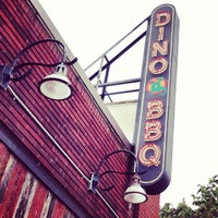Photo taken at Dinosaur Bar-B-Que by j. t. on 6/30/2013