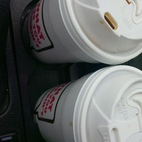 Photo taken at Dunkin' Donuts by Meagan K. on 7/2/2013