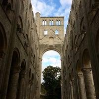 Photo prise au Abbaye de Jumièges par Stephane N. le10/22/2016
