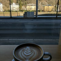 Photo taken at Kaffee Alchemie by Tommys M. on 2/22/2017