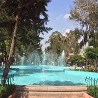 Foto diambil di Plaza Luis Cabrera oleh Aurea Z. pada 2/8/2014
