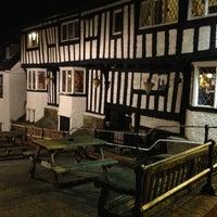 Photo taken at The Lamb Inn by Necla M. on 2/10/2014