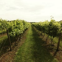 Photo taken at Thousand Islands Winery by Jonathan K. on 7/5/2013