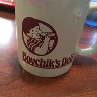 Photo taken at Boychik's Deli by Lauren B. on 7/12/2014