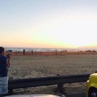 Photo taken at Oceano Beach by Lauren B. on 6/14/2014