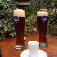 Photo taken at Mini Hofbräuhaus by cnelson ︻. on 10/5/2014