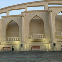 Photo taken at Katara Cultural & Heritage Village by Abdullah A. on 7/6/2013