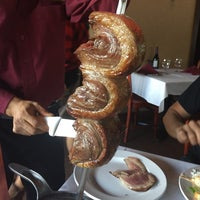 Photo taken at Nelore Churrascaria Authentic Brazilian Steakhouse by ElizAbeth on 9/20/2015