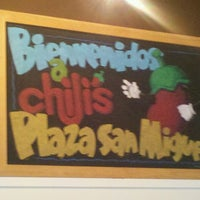 Photo taken at Chili's by Jose Manuel R. on 7/14/2013