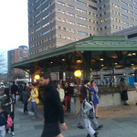 Photo taken at Grove Street PATH Station by Tansy A. on 4/21/2016