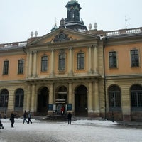 Photo taken at Nobel Museum by Udo J. on 2/9/2013