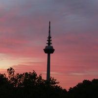 Das Foto wurde bei Park Inn By Radisson Mannheim von Udo J. am 6/2/2013 aufgenommen