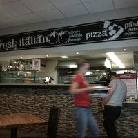 Photo taken at Trios fresh italian by Mark B. on 6/9/2013