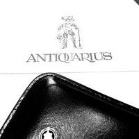 Photo taken at Antiquarius by Roza R. on 12/1/2012