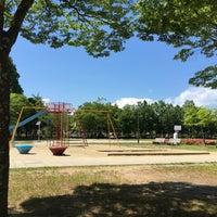 Photo taken at 天上田公園 by Shunsuke T. on 6/10/2016