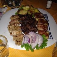 Photo taken at Restoran Lovec by Дејан Ј. on 1/3/2014