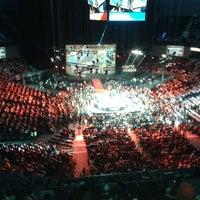 Foto tirada no(a) Arena Ciudad de México por Mauricio em 6/17/2013