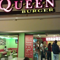 Photo taken at Queen Burger by Ilias K. on 9/15/2012