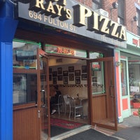 Photo taken at Not Ray's Pizza by Christopher B. on 7/14/2014