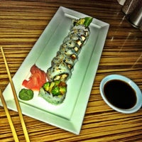 Photo taken at Sushi Yama by Lucas B. on 2/26/2013