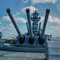 Photo taken at Battleship New Jersey Museum & Memorial by Pavel K. on 8/13/2013