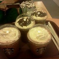 7/11/2013 tarihinde SeBuŞ💋👠💄👑😈ziyaretçi tarafından Starbucks'de çekilen fotoğraf